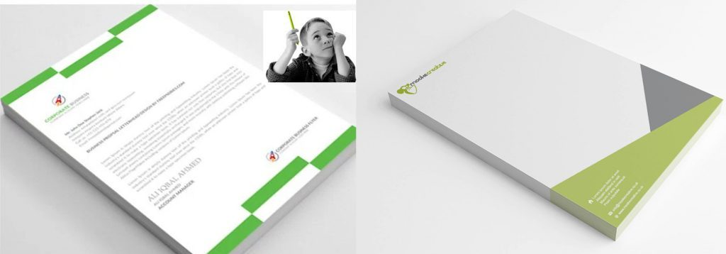 letterhead design chennai