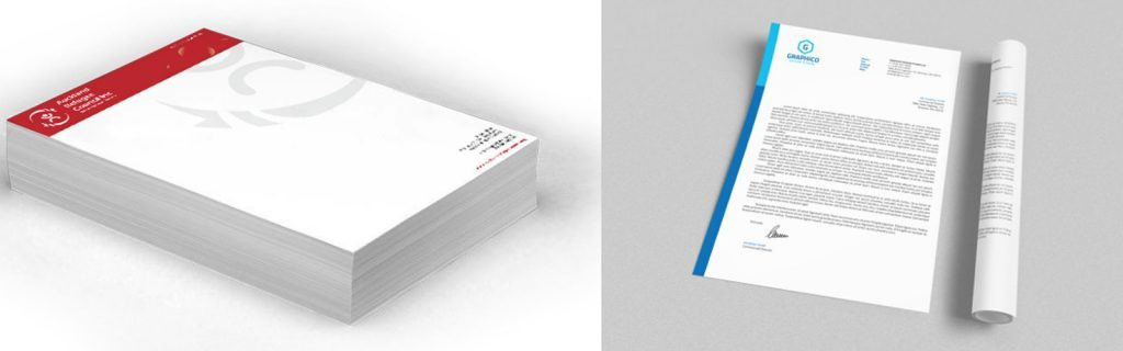 quality letterhead design