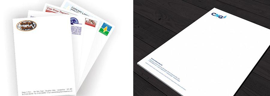 letterhead printing chennai